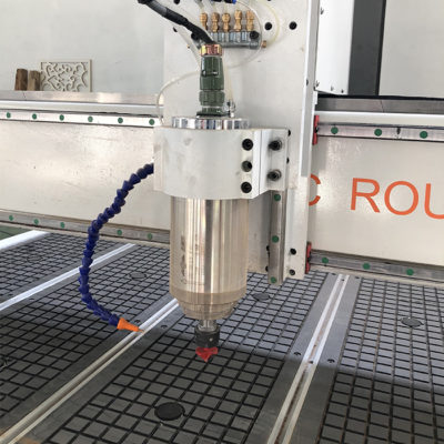 3.0KW Spindle on cnc router