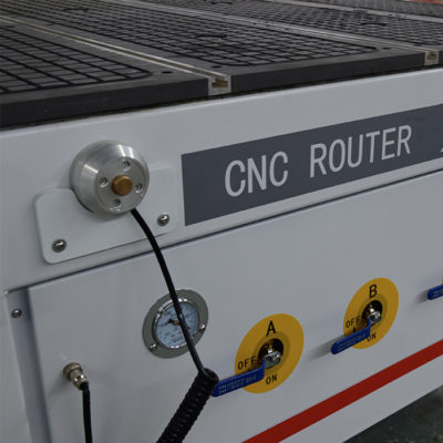 Auto tool calibration for router cnc