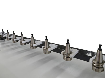 Automatic tool changer or ATC CNC Router