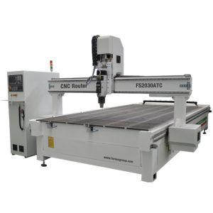ATC CNC Router FS2030ATC with SIEMENS Controller at low price