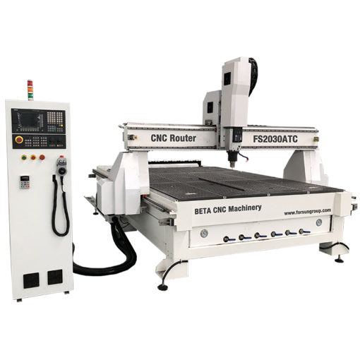 best cheap 1325 hobby 3-axis smart ATC CNC wood router machine price list in China