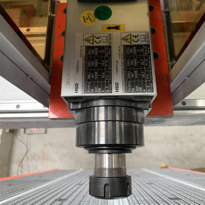 Italy HSD Spindle for cnc router