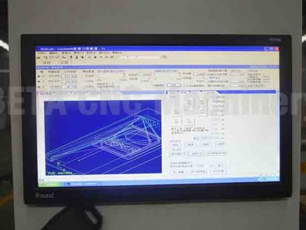 NC Studio Controller for ATC CNC Router