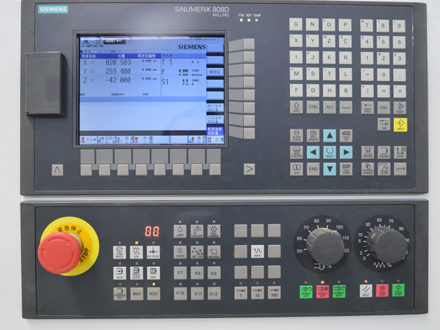 SIEMENS Controller for CNC Router