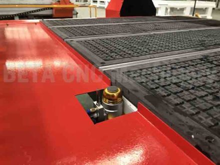 Tool Calibration of wood cnc router