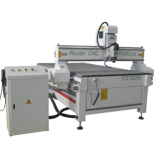 China affordable 1325 ATC CNC aluminum router machine for sale