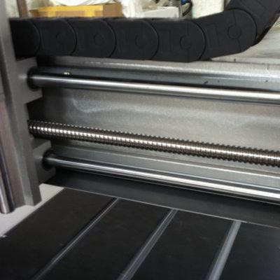 aluminum gantry for mini machine
