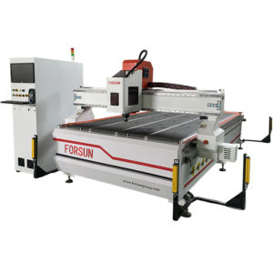 Best CNC Router FS1530A with Safety Laser Curtain