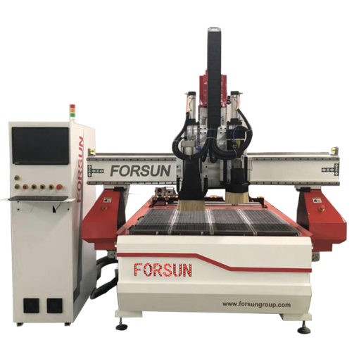 best cheap 1325 hobby 3-axis smart ATC CNC wood carving router machine for sale in China