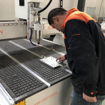 cnc router aluminum projects