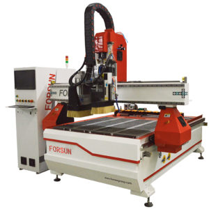 ATC CNC Router FS1313ATC with Boring Head