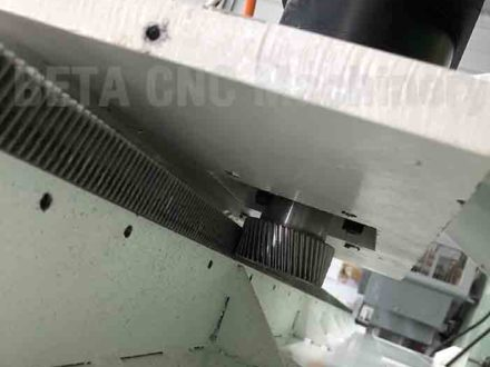 helical rack and pinion or ATC CNC Router