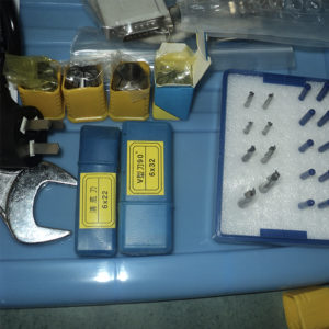 tool box for small milling machine