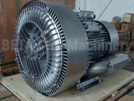 vacuum pump for wood cutting machine