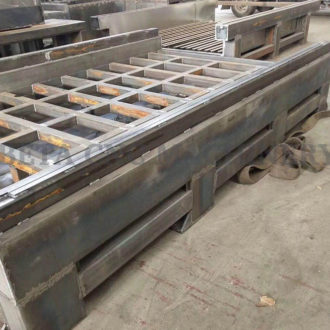 weld machine frame