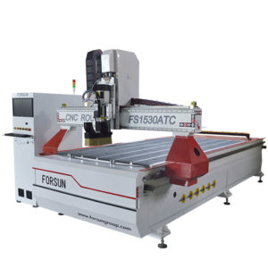 2021 Best Automatic Tool Change CNC Router FS1530ATC for Sale
