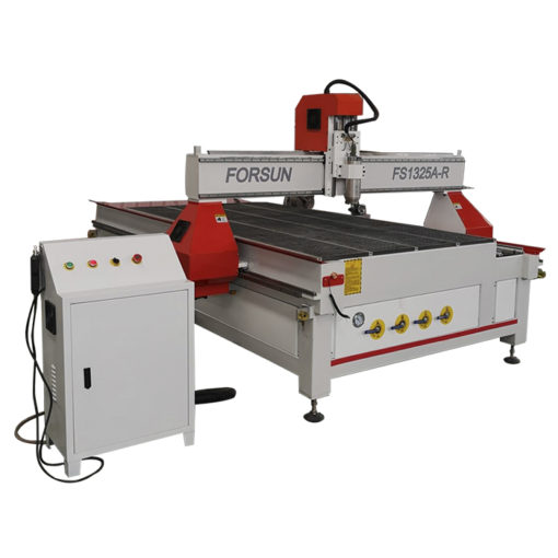 China Best Cheap 1325 Smart ATC CNC Router machine with 4th Rotary Axis for sale