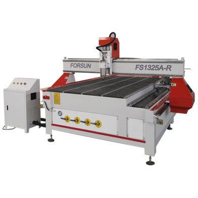 Best Cheap 1325 Smart CNC Router machine with Rotary Axis for sale