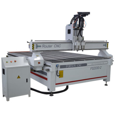 Multi Spindle CNC Router