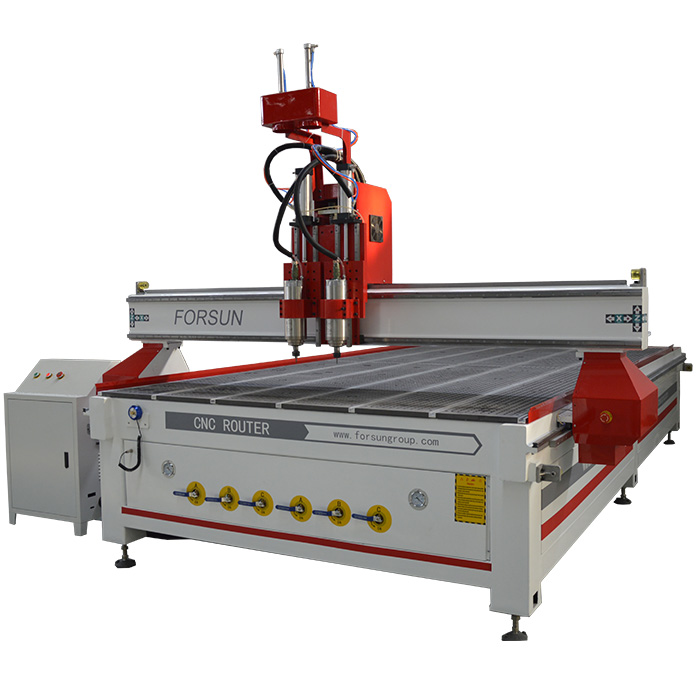Multi-process CNC Router Machine