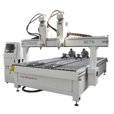 cnc cutting machine with rotary axis