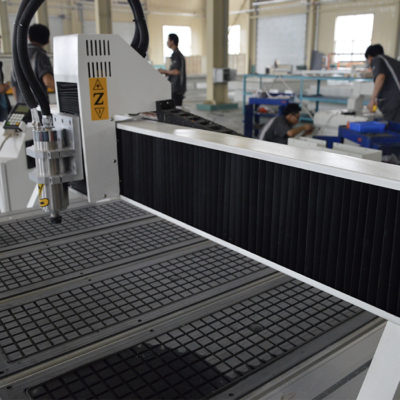 dust cover for cnc router machine