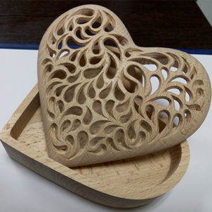 Prototyping & 3D Modeling CNC Router Samples