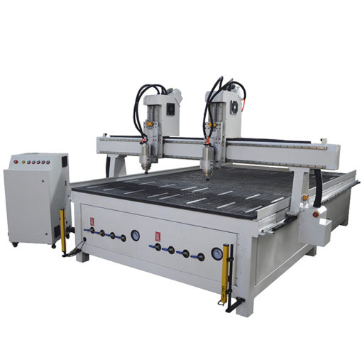 Good quality multi spindle cnc router for wood relief