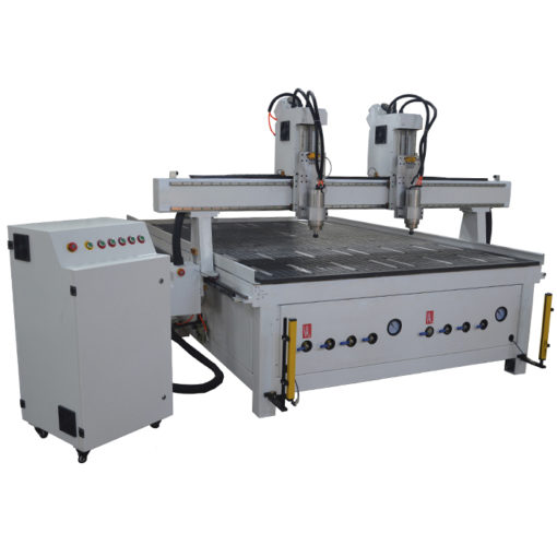 Good quality two spindles ATC cnc wood router machine for sale