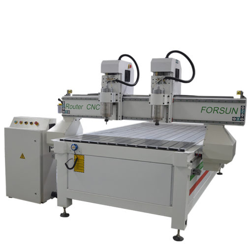 CNC multi-spindle wood router machine with low price