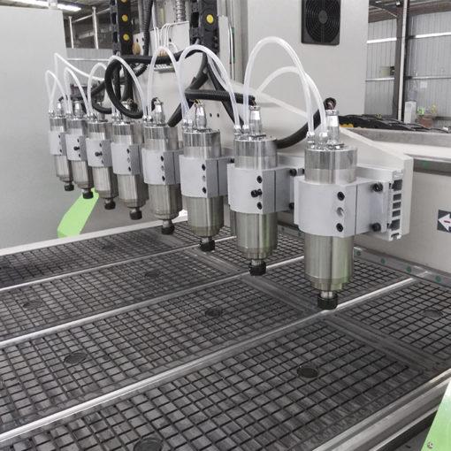 multi spindles cnc engraving machine