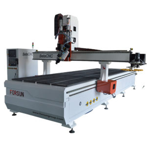 4 Axis CNC Router FS1530D-4 Axis