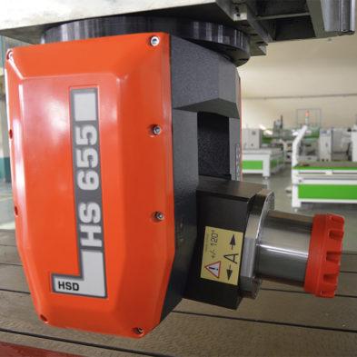 5 axis cnc milling machine