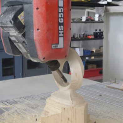 5 axis milling machine