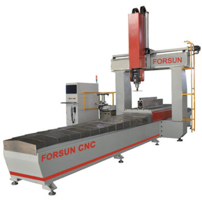 5 Axis CNC Router with CE for Molding Making
