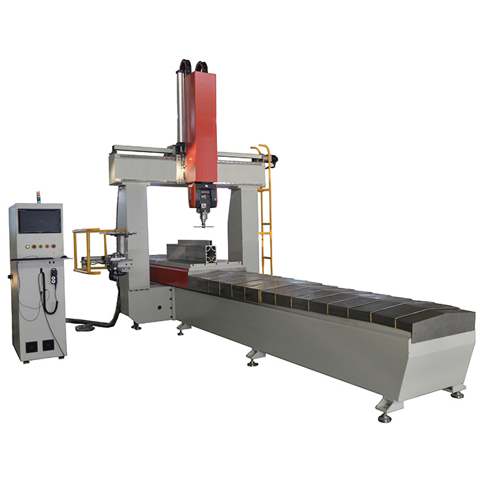 5 axis cnc wood carving machine