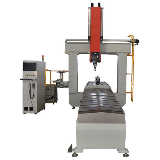 5 axis cnc woodworking machine