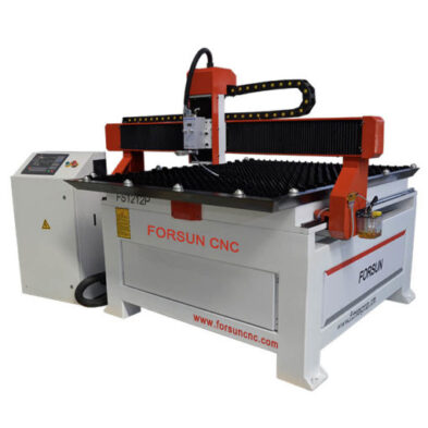 CNC Plasma Cutting Machine 4×4 for Steel Metal Iron Sheet Cutting