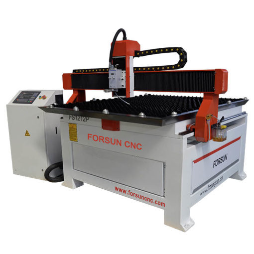 CNC Plasma Cutting Machine 4×4 for Steel Metal Iron Sheet Cutting