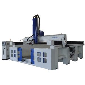 CNC Mold Carving Machine