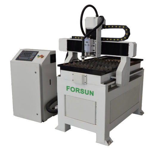 Small CNC Plasma Cutter with THC for Metal Steel Cutting