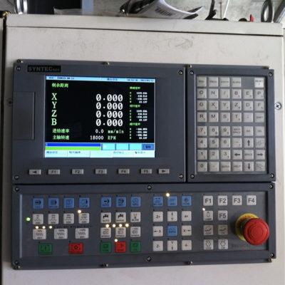 Syntec controller for cnc router