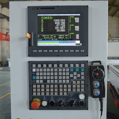 Syntec controller for 4 axis cnc router