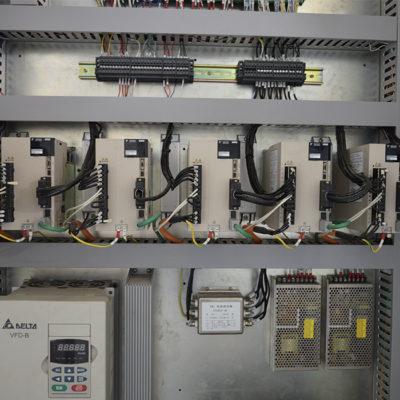 YASKAWA AC Servo Drivers of CNC router machine