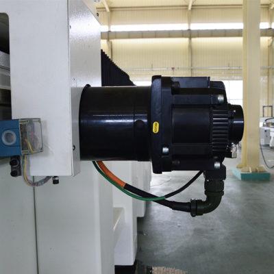 YASKAWA AC Servo Motors of CNC mold carving machine