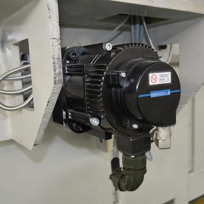 YASKAWA AC Servo motors for nesting cnc router