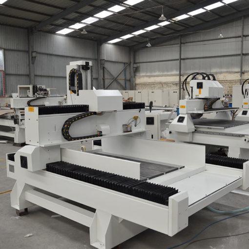Marble Granite Stone Engraving CNC Router Machine