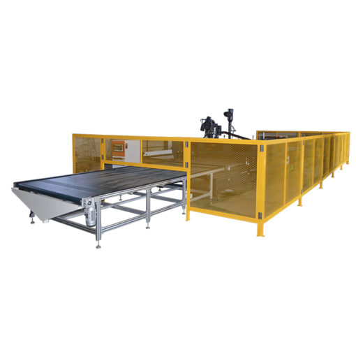 Nesting CNC Router with Auto Labeling for Cabinet Solution and Furniture