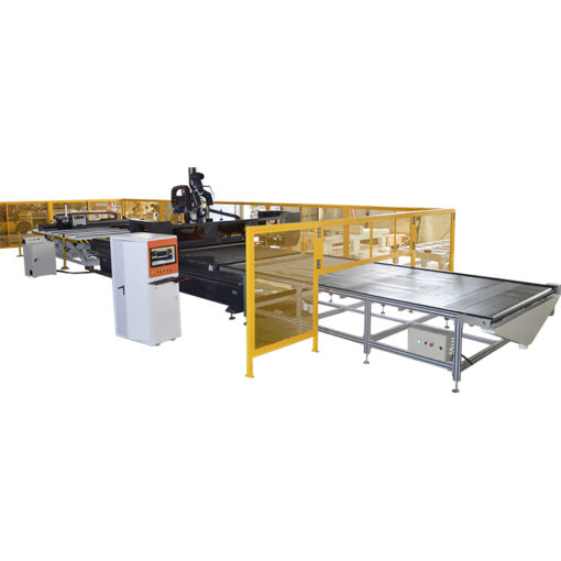 Best Nesting CNC Router with Auto Labeling for Cabinet Solution and Furniture price