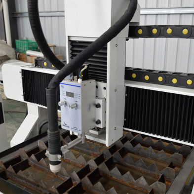 CNC Plasma Cutter with THC for Metal Steel Cutting